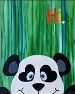 Peekaboo Panda *$25 special!(ALL AGES)