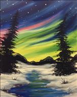 Winter Northern Lights 2