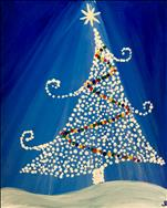 Family Class! Twinkly Tree (Only $25!)