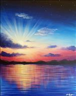 Coffee & Canvas ~ A New Day ~ save $10!