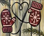 NEW ART-Baby It's Cold Outside- Open To All Ages!