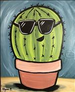 Cool Cactus Opt 2 - All Ages Welcome!