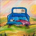 12x12 Canvas! Off Road Lovin