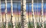 Graffiti Aspen Sunset-Choose a side or Couples!