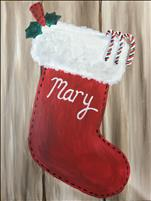 Holiday Stocking - Customizable!