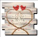 Rustic Love - Just in time for Valentine's Day!