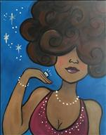 NEW ART for Ladies Night- American Beauty