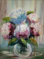 Drippy Hydrangeas  *new*