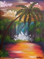 New Art! Colorful Tropics