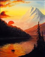 Almighty Mountains - 3hr Painting Only $35
