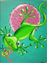 Family FUN Day - Silly Gecko