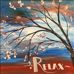 Relax Tree *12x12 Canvas*