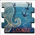 Mermaid Lounge Pallet