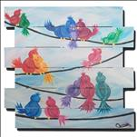 Birds of a Feather Pallet-Teens or adults! 13+