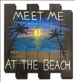 Meet me at the Beach! Vacation Time!