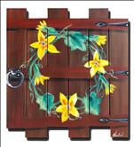 Gate to My Garden Pallet *WED SPECIAL $29*