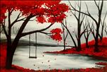 Brink of Fall - LARGE CANVAS
