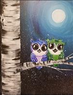 Owls in Love, Click Here To Sign Up!