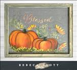 Rebeca Flott Arts - Fall Blessed **FAMILY**