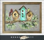 Rebeca Flott Arts - Home is Where You Make It