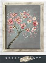 Rebeca Flott Screen Arts - Awesome Blossom- $45