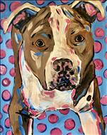 Pop Art Paint YOUR Pet!