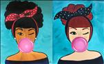 **CUSTOMIZE YOUR LADY!** Poppin'