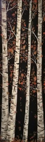 Midnight Birch 10x30 NEW!12+
