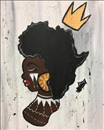 NEW Art: Afro-Can Queen