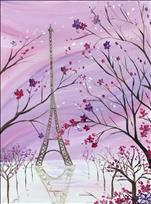 Paris in Spring  (ages 18+)