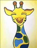 **FAMILY DAY ($25)** Happy Giraffe
