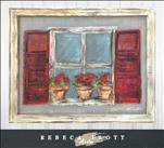 Rebeca Flott Arts - Window to the Soul