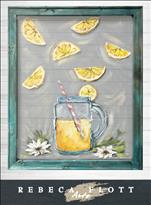 Rebeca Flott Arts - Make Lemonade!