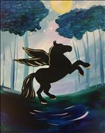 FAMILY FUN: Mystic Pegasus: Ages 6+