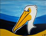 Painting in Pelican Ballpark