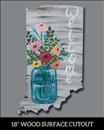 Indiana Flowers! $2 off Wine Bottles!