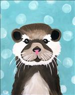 *ALL AGES* Polka-dot Otter