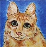 Paint Your Pet! NEW 12x12 canvas! Choose size!