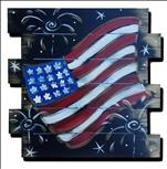 Old Glory Pallet***Teen & Adult