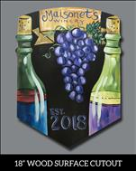 Winery Sign Cutout