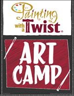 Art Camp, Full Week, Ages 6-12, The Masters Week