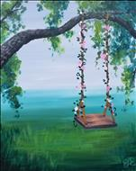 **COFFEE AND CANVAS** Dream Swing