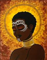 *BLACK HISTORY MONTH* Tribal Goddess $5 OFF