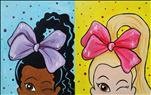*Schools Out Fun!* Pretty Bow - Design Your Own!