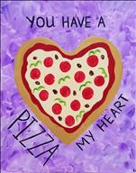FREE PIZZA TODAY! You Have a Pizza my Heart