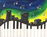 Music City Skyline