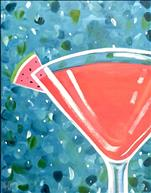 Pick Your Martini - Watermelon Martini OR