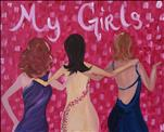 NEW ART ALERT: My Girls - Personalize