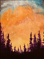 Galactic Sunset, NEW ART!