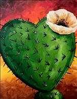Heart of Cactus (Adults 18+)